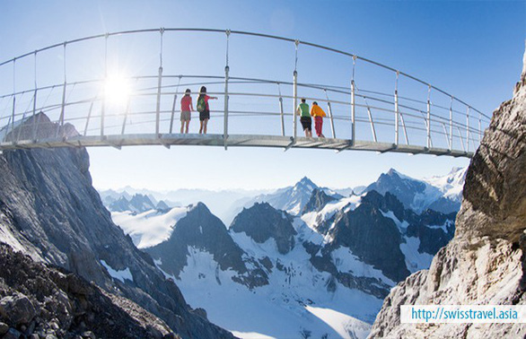 Khám phá nét đẹp Thụy Sĩ - Ảnh 1.