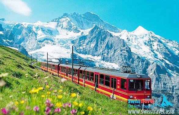 Khám phá nét đẹp Thụy Sĩ - Ảnh 2.