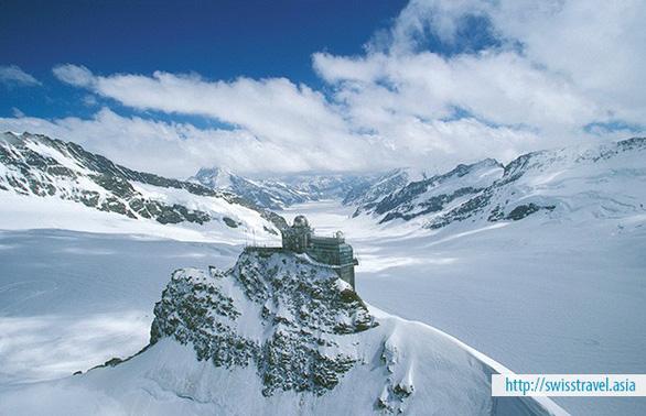 Khám phá nét đẹp Thụy Sĩ - Ảnh 4.