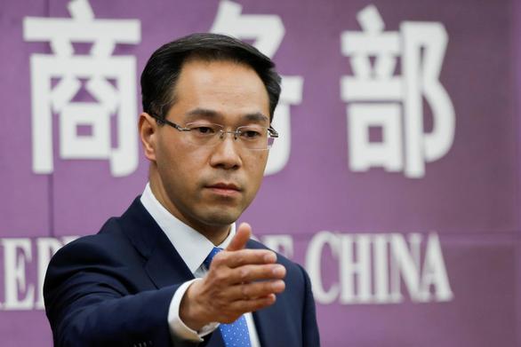 Trung Quốc đánh tiếng kêu gọi Mỹ tạo điều kiện cho đàm phán thương mại - Ảnh 1.