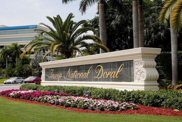 Ông Trump công khai đề xuất G7 nên họp ngay khu đánh golf nhà mình - Ảnh 2.