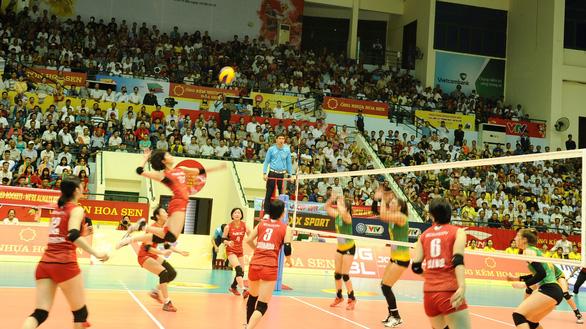 Bảy đội tham gia Giải bóng chuyền nữ quốc tế VTV Cup - Ảnh 1.