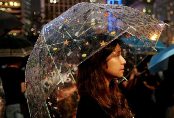 Trung Quốc chỉ trích thế lực nước ngoài kích động biểu tình Hong Kong - Ảnh 2.