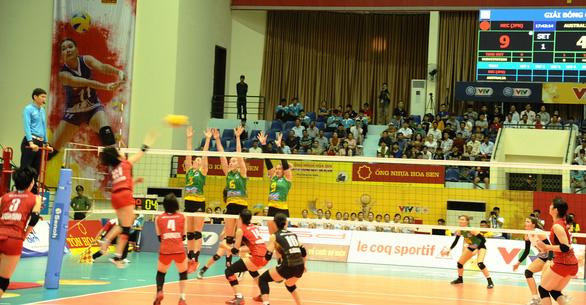 Bảy đội tham gia Giải bóng chuyền nữ quốc tế VTV Cup - Ảnh 2.