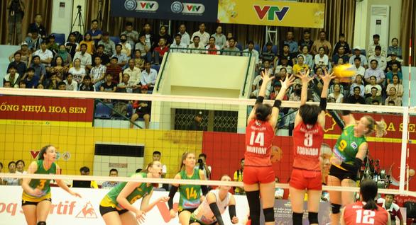 Bảy đội tham gia Giải bóng chuyền nữ quốc tế VTV Cup - Ảnh 6.
