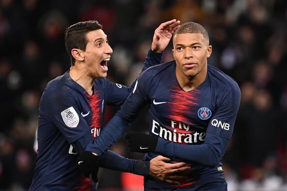 Di Maria lập 'siêu phẩm' đá phạt, PSG đoạt Siêu cúp Pháp 2019 - Ảnh 1.
