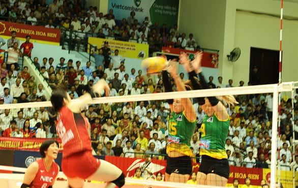 Bảy đội tham gia Giải bóng chuyền nữ quốc tế VTV Cup - Ảnh 3.