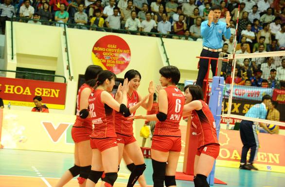 Bảy đội tham gia Giải bóng chuyền nữ quốc tế VTV Cup - Ảnh 4.