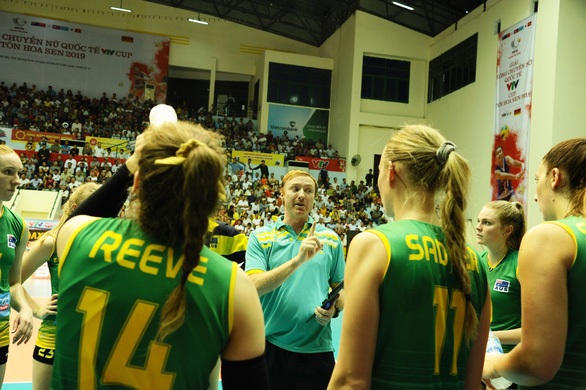 Bảy đội tham gia Giải bóng chuyền nữ quốc tế VTV Cup - Ảnh 5.