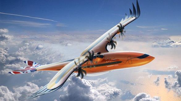Airbus sắp ra mắt máy bay có sải cánh như chim hải âu - Ảnh 3.