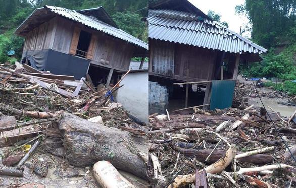 Một người chết, 13 người mất liên lạc do mưa bão số 3 - Ảnh 2.