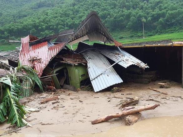 Một người chết, 13 người mất liên lạc do mưa bão số 3 - Ảnh 3.