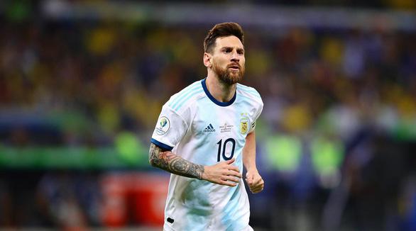 Messi bị cấm thi đấu 3 tháng vì cáo buộc CONMEBOL tham nhũng - Ảnh 1.