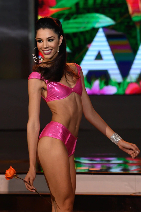 Cô sinh viên 19 tuổi đăng quang Hoa hậu Venezuela 2019 - Ảnh 5.