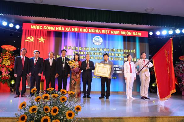 Kỷ niệm 125 năm bệnh viện Tây y đầu tiên của Việt Nam - Ảnh 3.