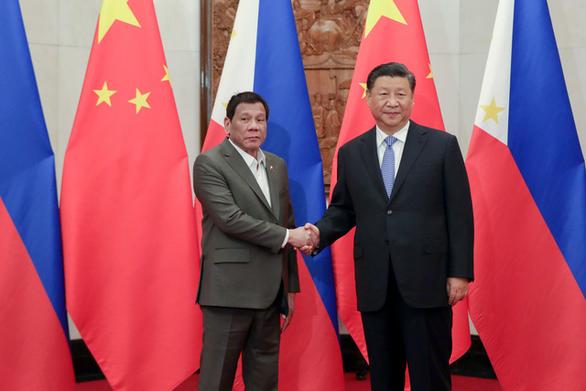 Thấy gì ở chuyến thăm Trung Quốc của ông Duterte? - Ảnh 3.