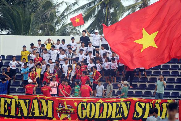 Việt Nam thua 2-3 sau trận đấu kiên cường, giành ngôi á quân U15 quốc tế 2019 - Ảnh 2.