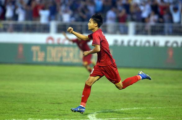 Việt Nam thua 2-3 sau trận đấu kiên cường, giành ngôi á quân U15 quốc tế 2019 - Ảnh 1.