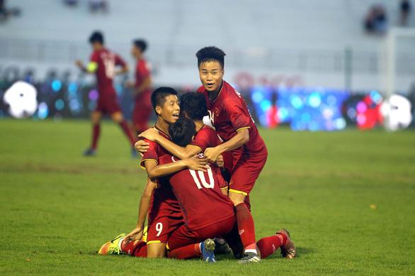 Việt Nam thua 2-3 sau trận đấu kiên cường, giành ngôi á quân U15 quốc tế 2019 - Ảnh 3.