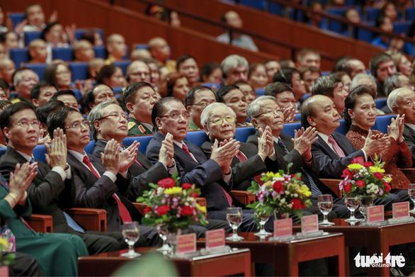 Tổng bí thư, Chủ tịch nước Nguyễn Phú Trọng: Tiếp tục rèn luyện, noi gương Bác Hồ - Ảnh 3.