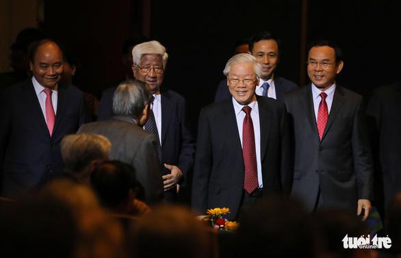Tổng bí thư, Chủ tịch nước Nguyễn Phú Trọng: Tiếp tục rèn luyện, noi gương Bác Hồ - Ảnh 2.