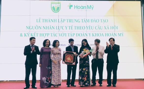Hoàn Mỹ ký hợp tác với Đại học Y khoa Phạm Ngọc Thạch - Ảnh 2.