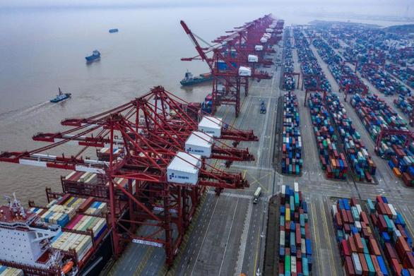 Trung Quốc bắn tiếng trao đổi hiệu quả với Mỹ về thương mại - Ảnh 1.