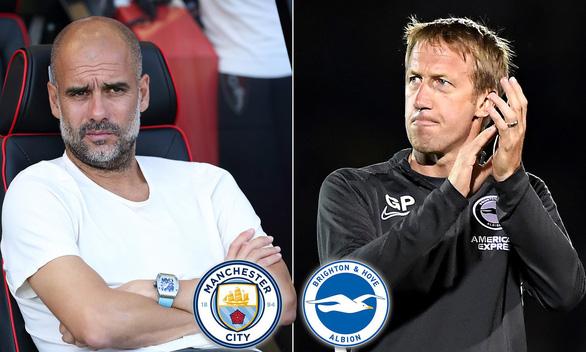 Thư từ Anh: Man City cần hoàn thiện, Brighton cần sự táo bạo - Ảnh 1.
