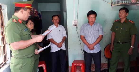 Bắt thêm 6 người vụ cán bộ địa chính nhờ dân đứng tên nhận bồi thường - Ảnh 3.