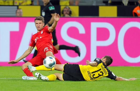Bayern vượt trội nhưng lại thua Dortmund ở Siêu cúp Đức - Ảnh 2.