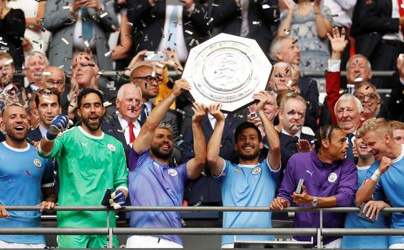 Đá bại Liverpool trên chấm luân lưu, Man City đoạt Siêu cúp Anh 2019 - Ảnh 1.