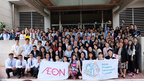 Diễn đàn sinh viên châu Á - ASEP 2019: Người trẻ và triết lý hòa bình - Ảnh 1.