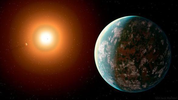 Phát hiện hành tinh mới con người có thể ở được - Ảnh 1.