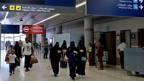 Bước tiến khổng lồ cho phụ nữ Saudi - Ảnh 1.