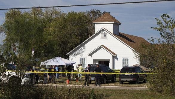 Xả súng ở Mỹ: 4/10 vụ đẫm máu nhất xảy ra ở Texas - Ảnh 6.