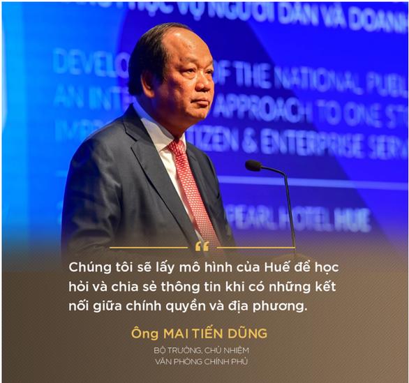 Trái tim của đô thị thông minh Thừa Thiên - Huế - Ảnh 1.