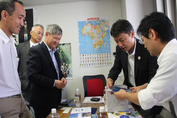 Cần Thơ tính thuê máy bay chở doanh nhân Nhật sang tìm cơ hội - Ảnh 1.