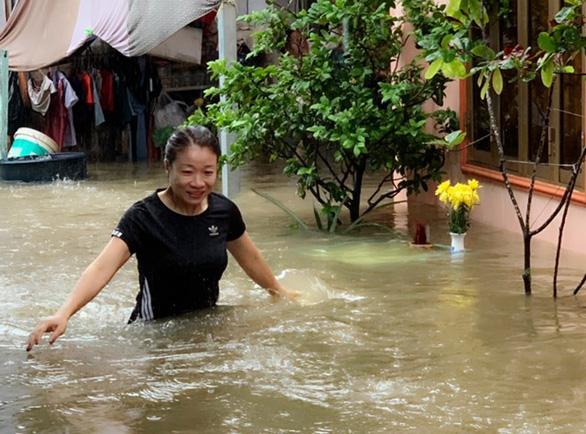 Đảo ngọc Phú Quốc ngập nặng sau 3 ngày mưa lớn - Ảnh 2.