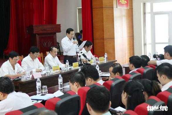 Vụ tai biến chạy thận ở Nghệ An: Do hệ thống dẫn nước bị nhiễm khuẩn - Ảnh 3.
