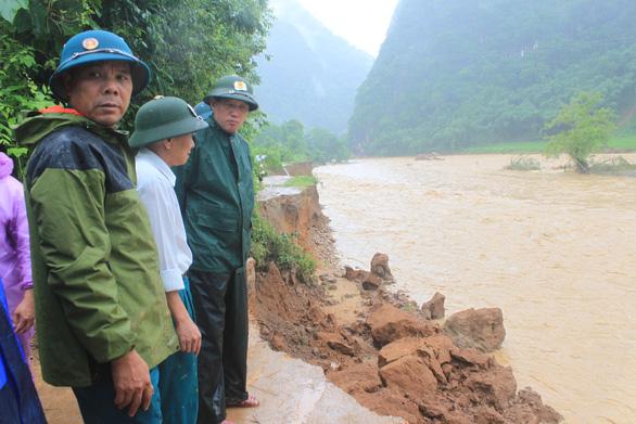 Huyện Viêng Xay, Lào đề nghị Thanh Hóa tìm giúp 7 người mất tích do mưa lũ - Ảnh 1.