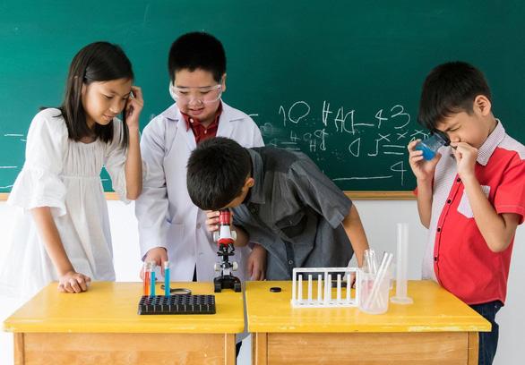 Tầm quan trọng của chữ M trong giáo dục STEM - Ảnh 2.