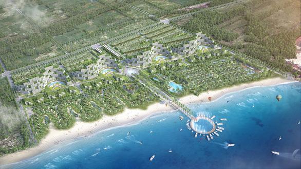 Tổ hợp nghỉ dưỡng Thanh Long Bay: Động lực cho du lịch Việt - Ảnh 1.