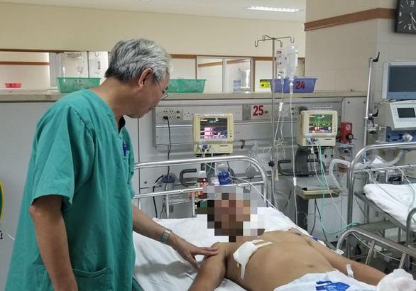 Cứu sống bệnh nhân chấn thương sọ não bằng ghép tế bào gốc - Ảnh 1.