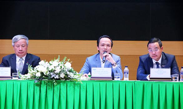 Chủ tịch Tập đoàn FLC: 'Không ai tài trợ V-League, chúng tôi sẽ tham gia' - Ảnh 1.
