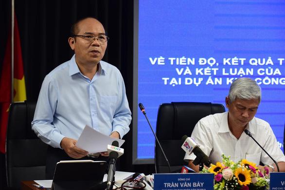 UBND TP họp báo: Ranh Khu công nghệ cao là 913 ha - Ảnh 4.