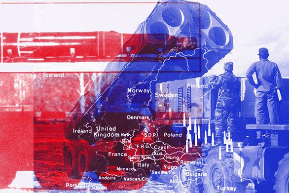 Hiệp ước lực lượng hạt nhân tầm trung - Kỳ 2: Chiến dịch RYaN của Liên Xô - Ảnh 1.