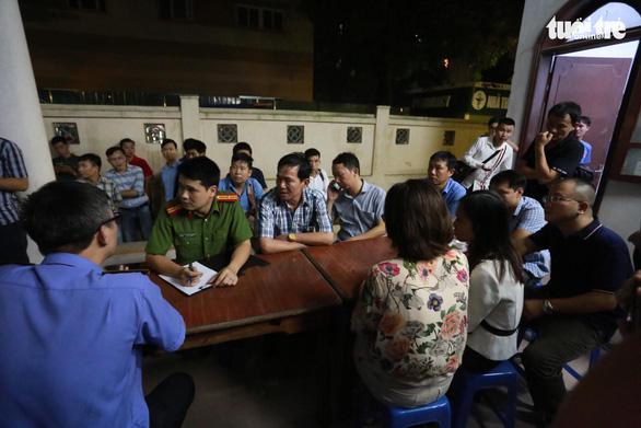 Chủ tịch Hà Nội: Bé lớp 1 tử vong, làm rõ trách nhiệm các bên trong ngày 7-8 - Ảnh 1.
