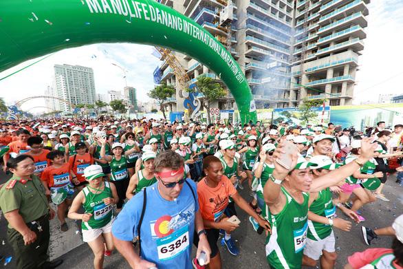 9.000 vận động viên đến Đà Nẵng để chạy marathon - Ảnh 1.