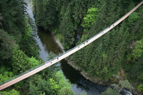 Top 5 cây cầu trên thế giới khiến ai cũng muốn được đến một lần - Ảnh 2.
