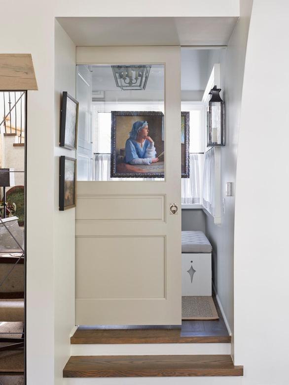 Sống trong nhà nhỏ không còn đáng lo nhờ các thiết kế sáng tạo - Ảnh 3.